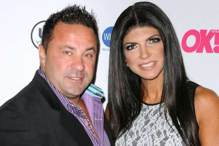 Teresa Giudice Holds Hands With Another Man As Husband Joe Risks Being Deported!