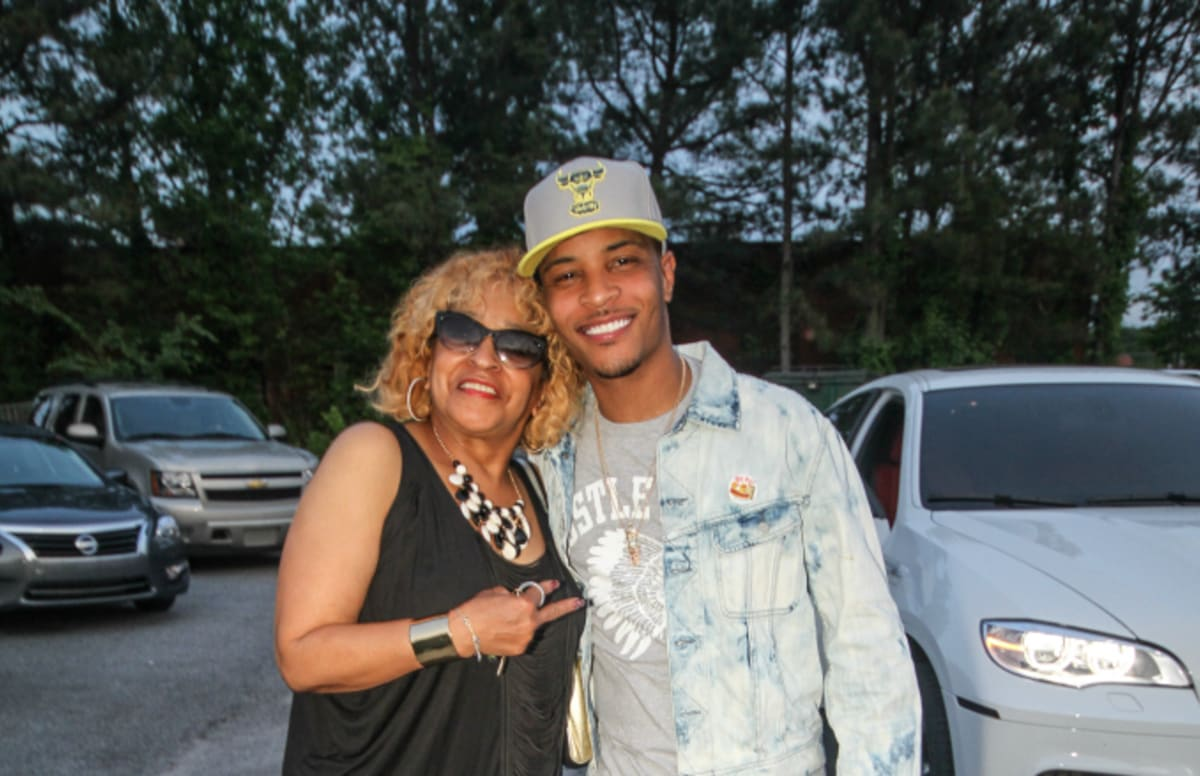 T.I.'s Reaction To His Sister, Precious' Death Is Heart-Breaking - He Cannot Be Consoled