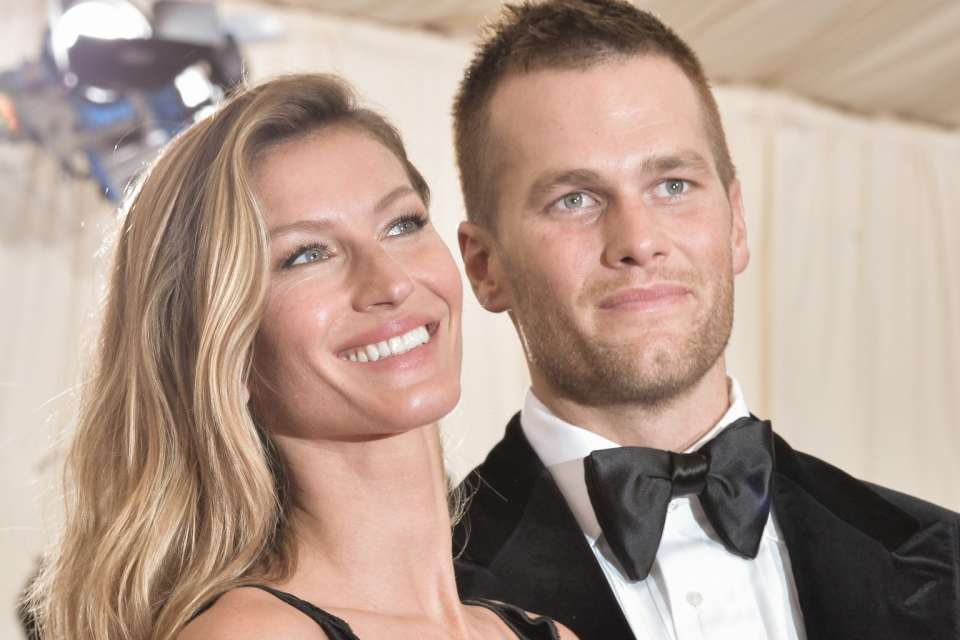 Gisele Bundchen Shows Support To Hubby Tom Brady Just In Time For His Super Bowl Game With Sweet Message