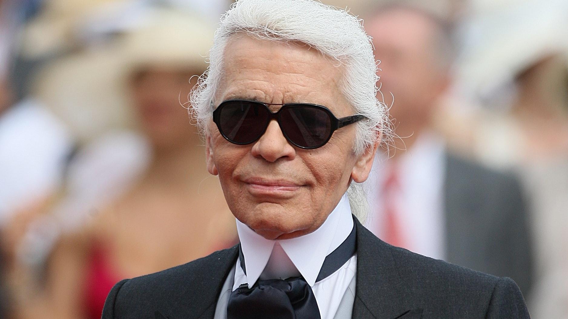 Legendary Fashion Designer Karl Lagerfeld Dies In Paris At 85 Years Old
