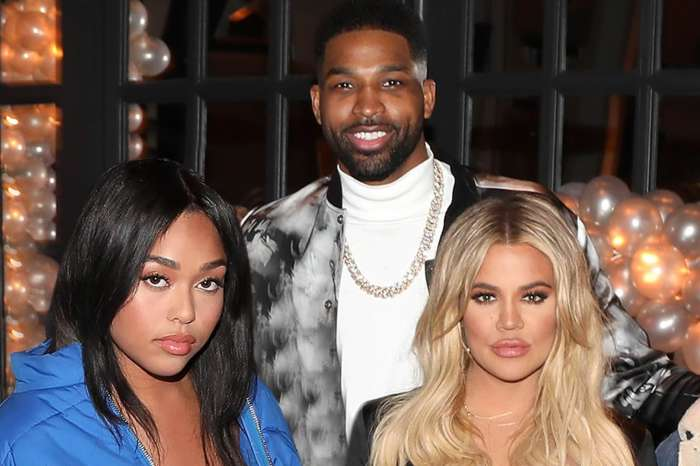 Khloe Kardashian And Tristan Thompson Have Trouble Watching The Jordyn Woods-Related Drama On The New KUWK Season