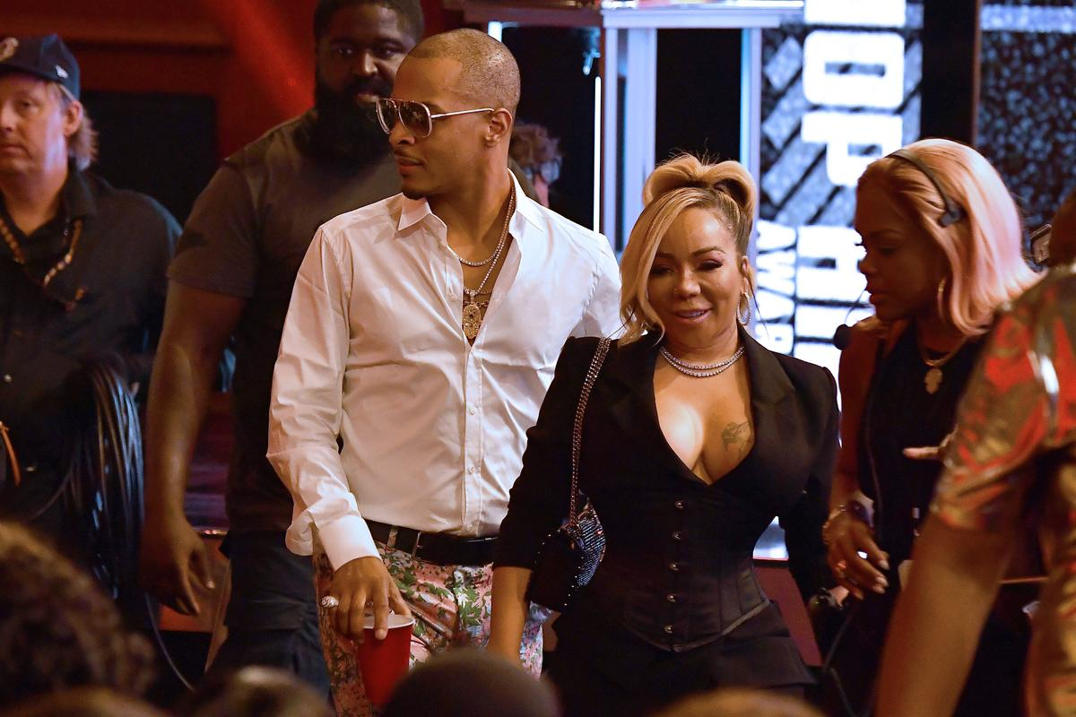 Tiny Harris Gushes Over Her Family With A Photo From The Kids Choice Awards - People Are Nosy And Judgemental About How She Handled T.I.'s Cheating