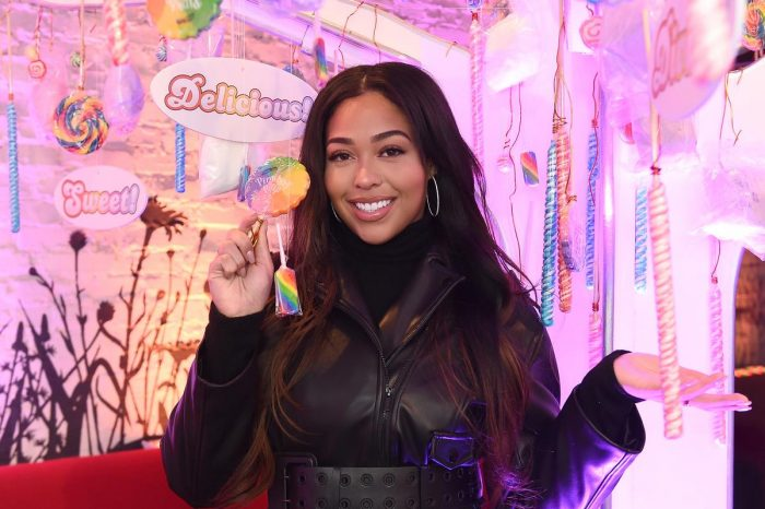 Jordyn Woods Is Reportedly Flooded With Business Deals Following The Tristan Thompson Cheating Scandal - People Seem Happy That She's 'Breaking The Kardashian Curse'