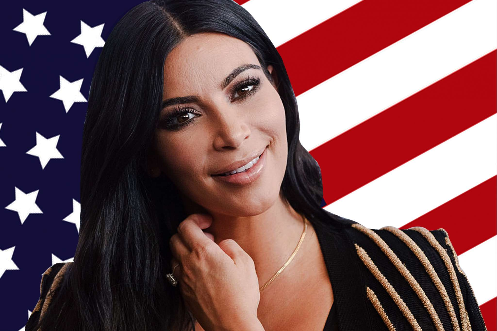 Kim Kardashian Wants To Bring An End To The California Death Penalty - Some People Say She's Doing It For The KUWK's Sake