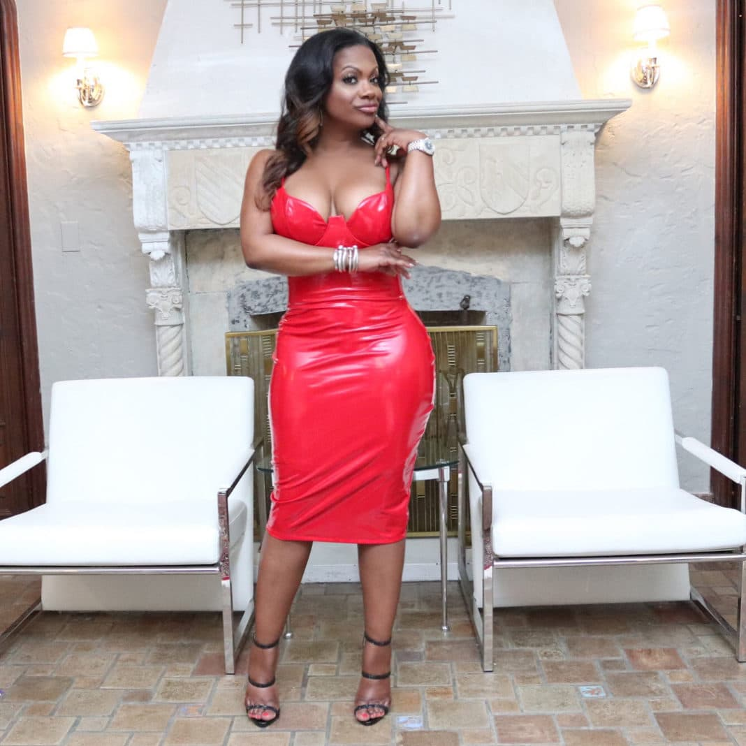 Kandi Burruss Announces Fans That There Will Be A $1,000 Prize For The Best Dungeon Outfit