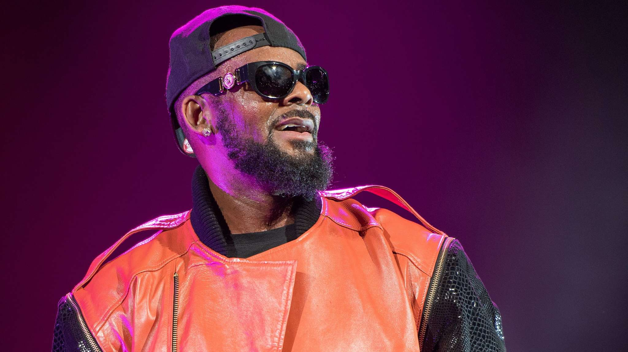 R. Kelly returns to social media for daughter's birthday