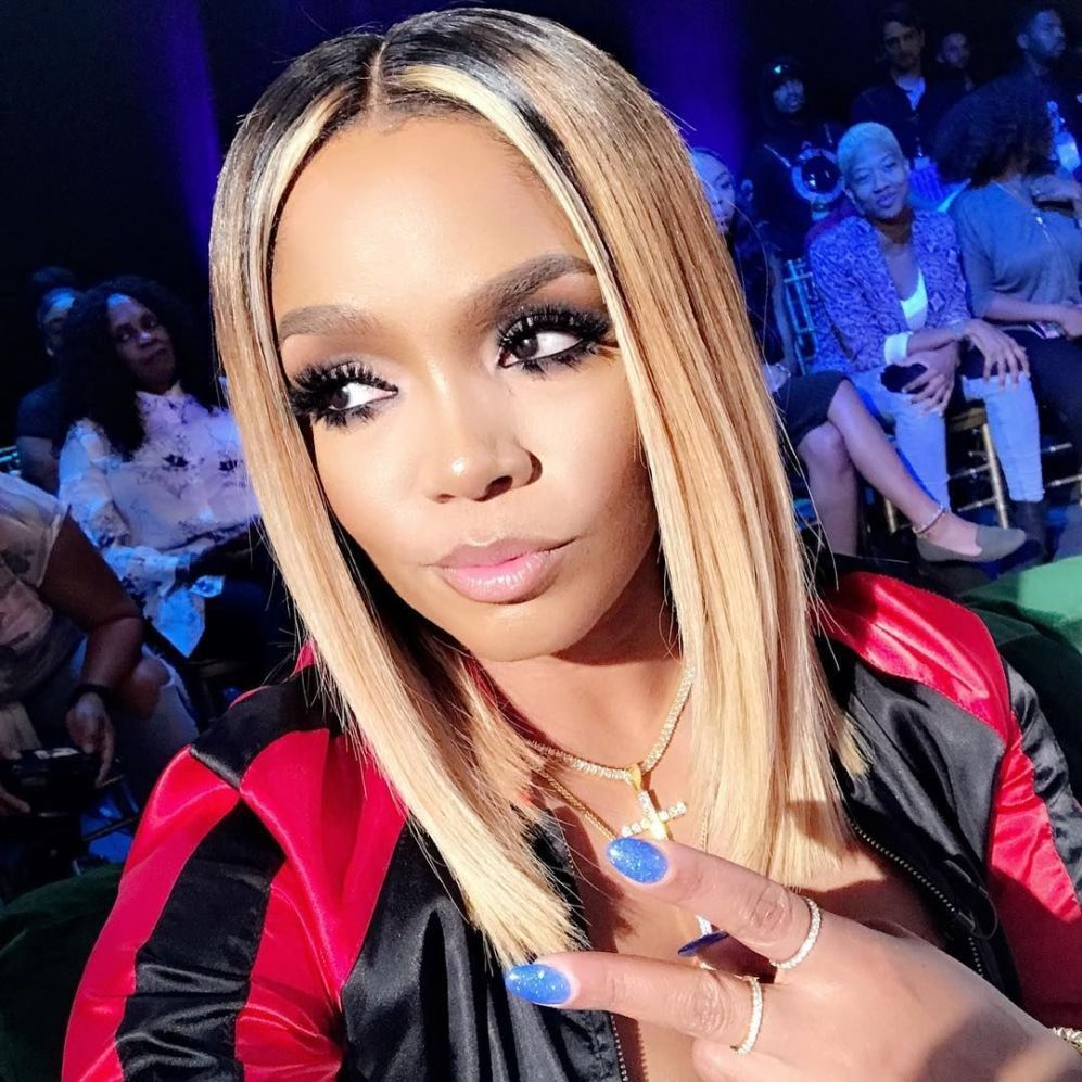Rasheeda Frost Shows Fans A Quick Change Of Look With Neon Vibes And They're Here For It