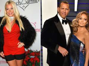 Ex-Playmate Zoe Gregory Accuses Alex Rodriguez Of Sexting Her Weeks Before Jennifer Lopez Proposal