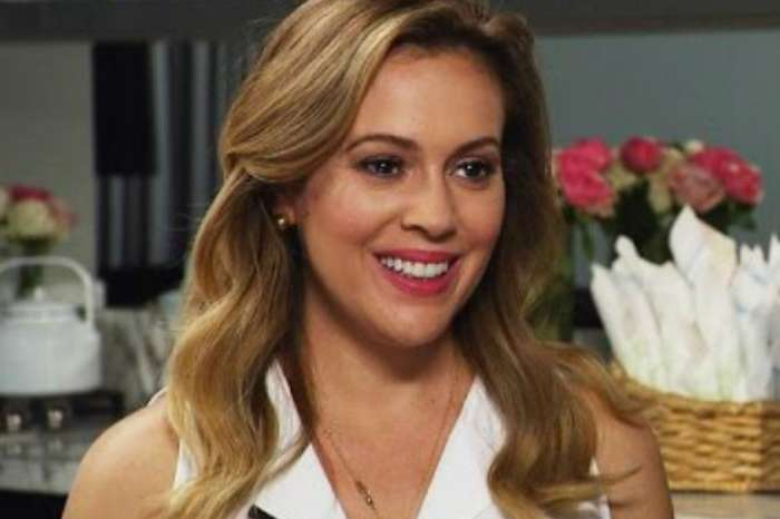 "Alyssa Milano Under Fire For Tweet Celebrating ""Transgender Sisters"" On International Women's Day"