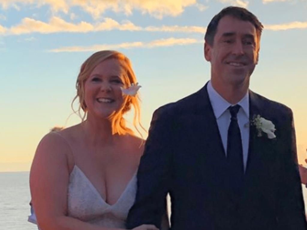 Amy Schumer Shares Husband Chris Fischer Has Autism