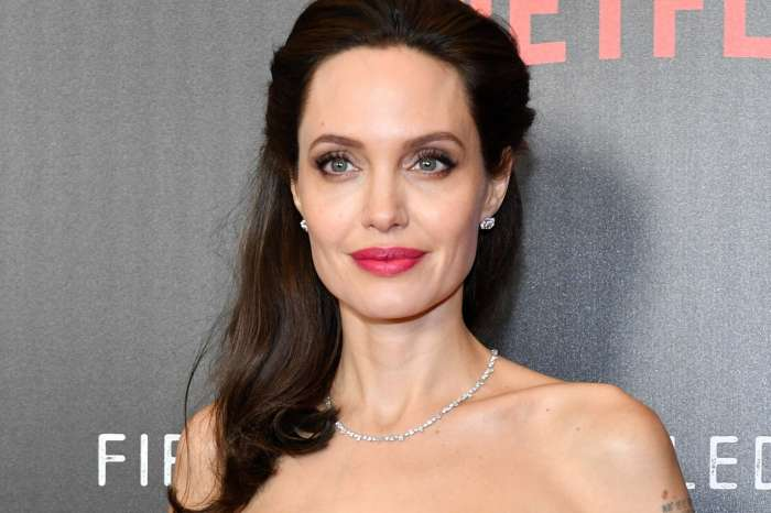 Angelina Jolie Dating Mystery Billionaire? - Here's The Truth!