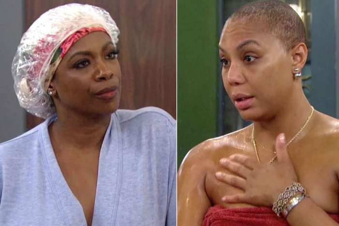 Are RHOA Kandi Burruss And Tamar Braxton Still Friends After Clashing On Celebrity Big Brother?