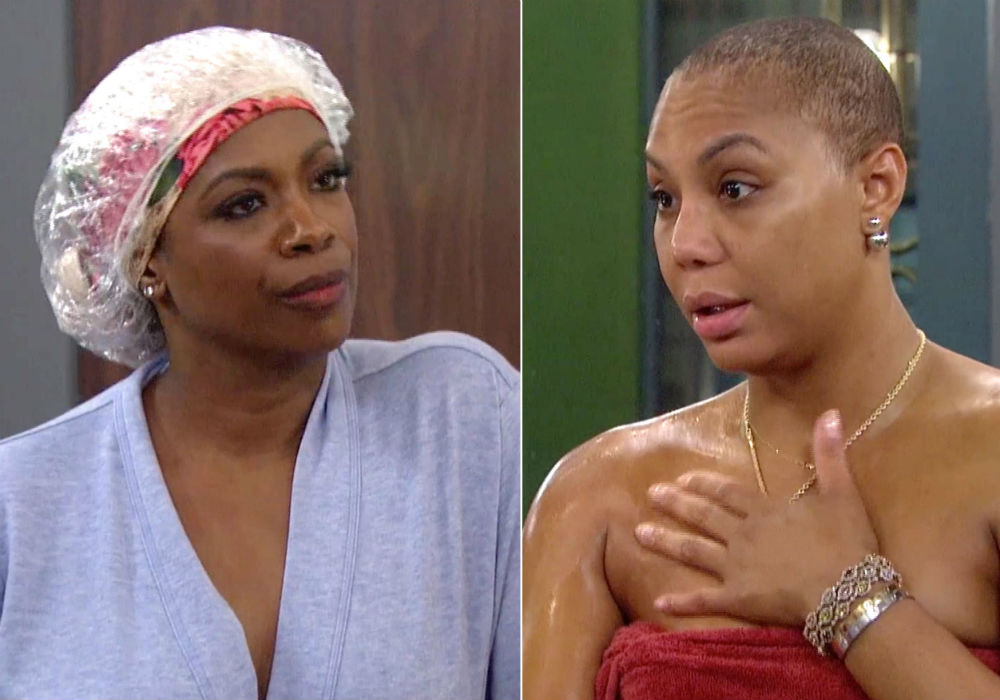 Are RHOA Kandi Burruss And Tamra Braxton Still Friends After Clashing On Celebrity Big Brother