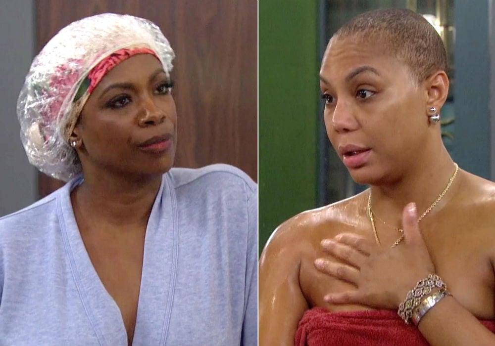 Are RHOA Kandi Burruss And Tamra Braxton Still Friends After Clashing On Celebrity Big Brother