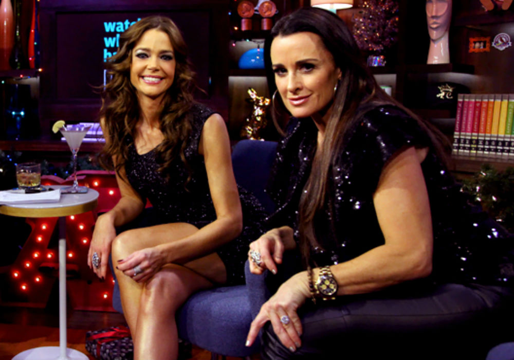 Are RHOBH Stars Kyle Richards And Newbie Denise Richards Related_