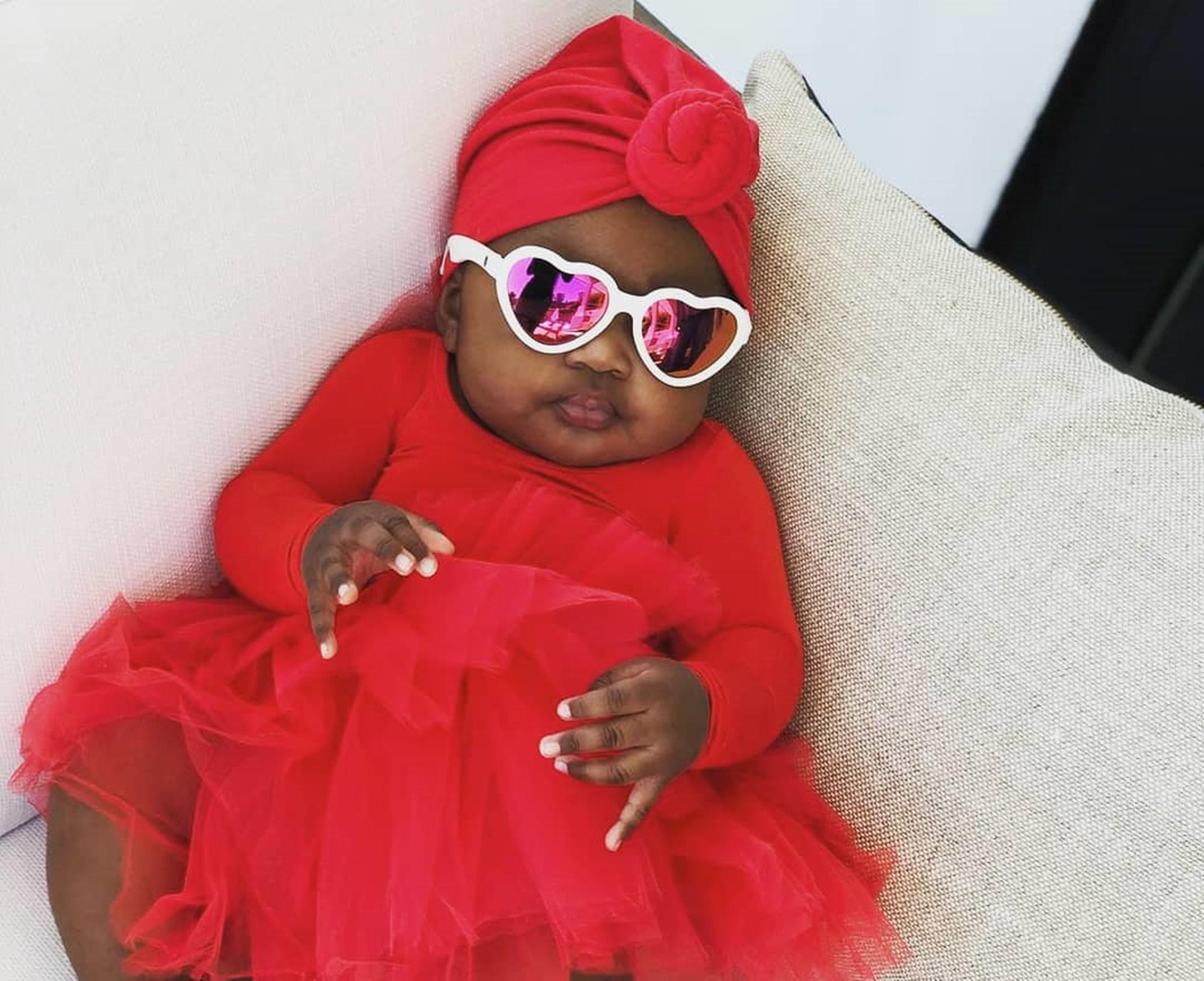 Baby Kaavia Wade Gabrielle Union