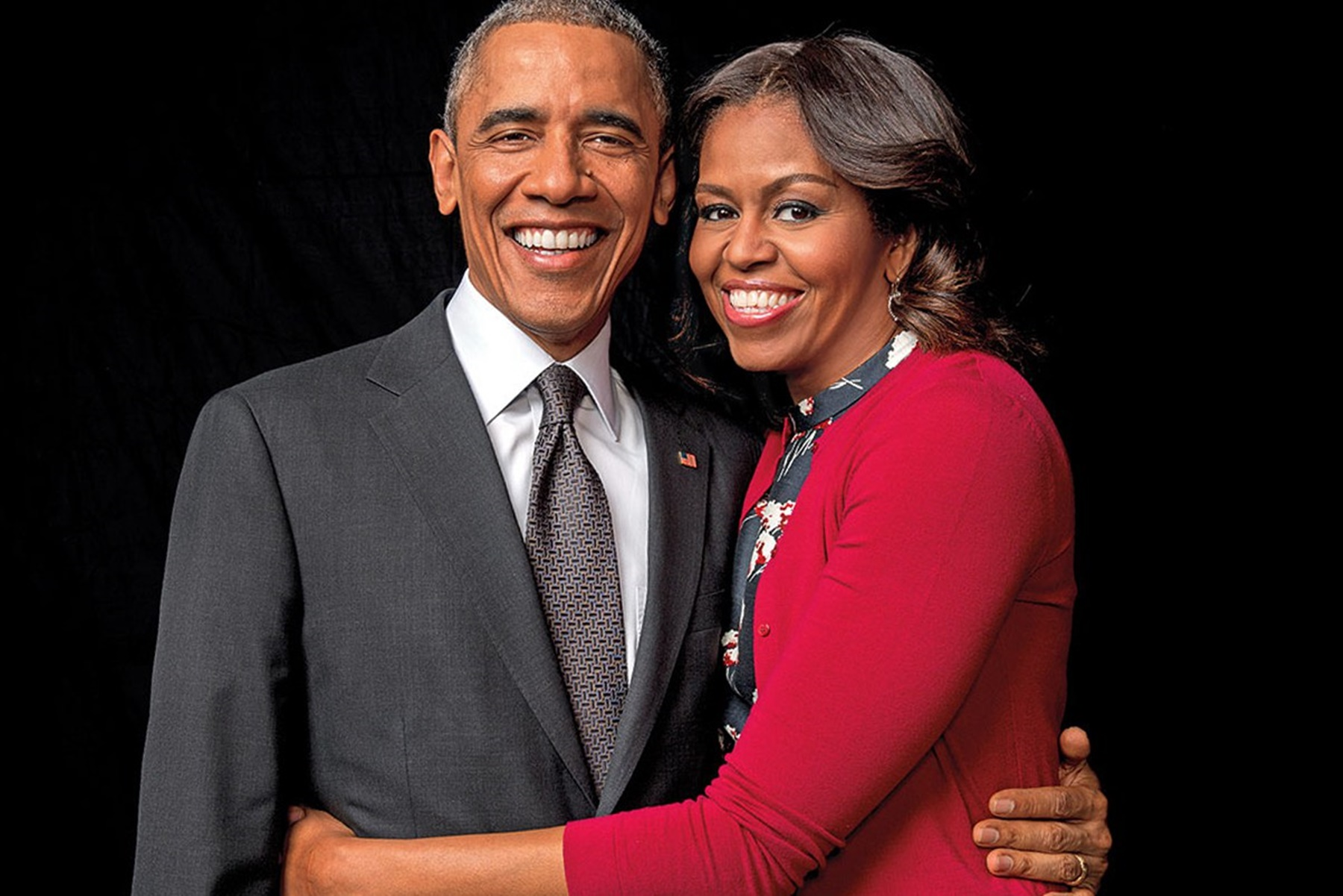 Barack Obama Michelle Becoming Book Sasha