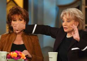 Barbara Walters' Behavior On The View Was Some Of The 'Craziest Sh**' Jenny McCarthy Has Seen In Her Life