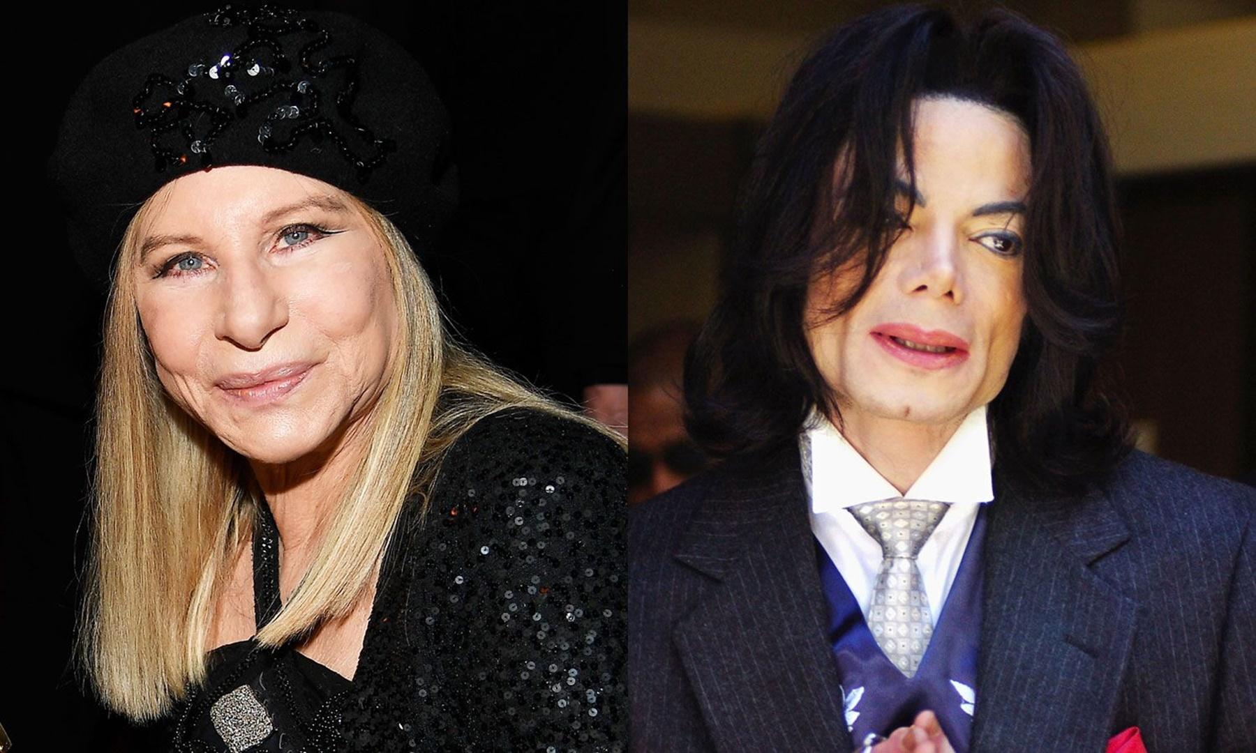 Barbra Streisand Michael Jackson Defense