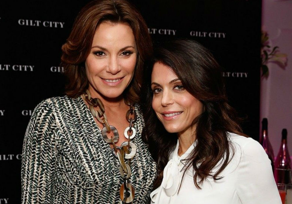 Bethenny Frankel And LuAnn De Lesseps' Personal Problems Affected The Entire RHONY Cast In Season 11