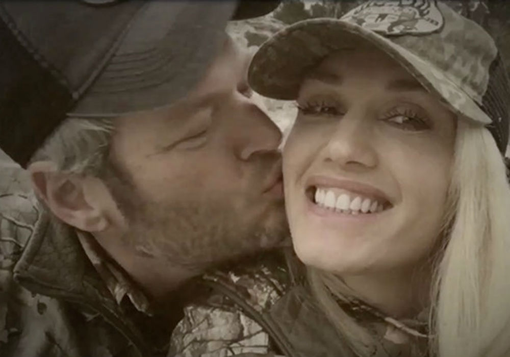 Blake Shelton Makes It Very Clear Gwen Stefani Is His One And Only