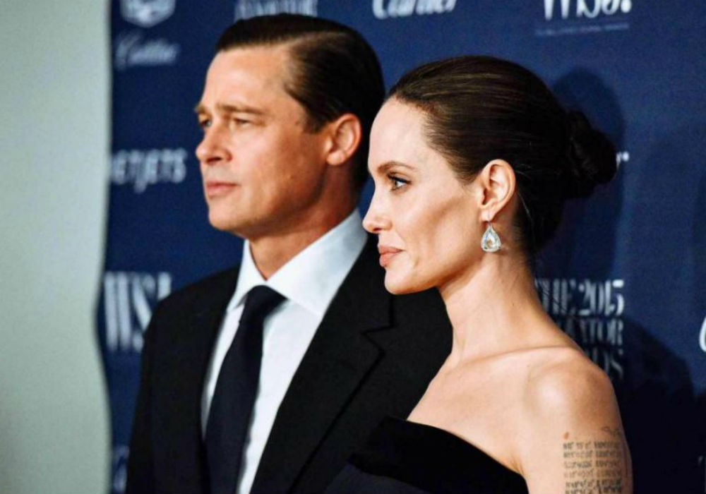 Brad Pitt And Angelina Jolie Are About To Be Declared Officially Single!