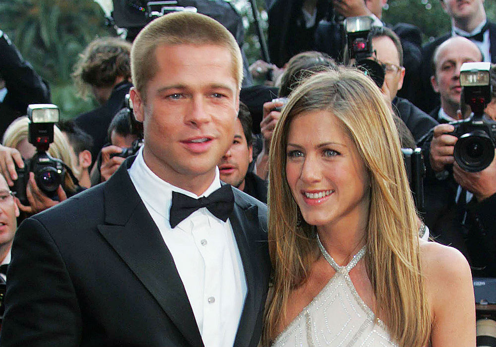Brad Pitt And Jennifer Aniston Are Still In Touch Evan After Angelina Jolie Drama
