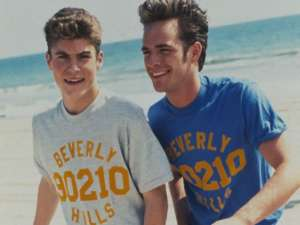 Brian Austin Green Reveals He Texted Luke Perry After His Death In A Tribute To The Beverly Hills 90210 Heartthrob