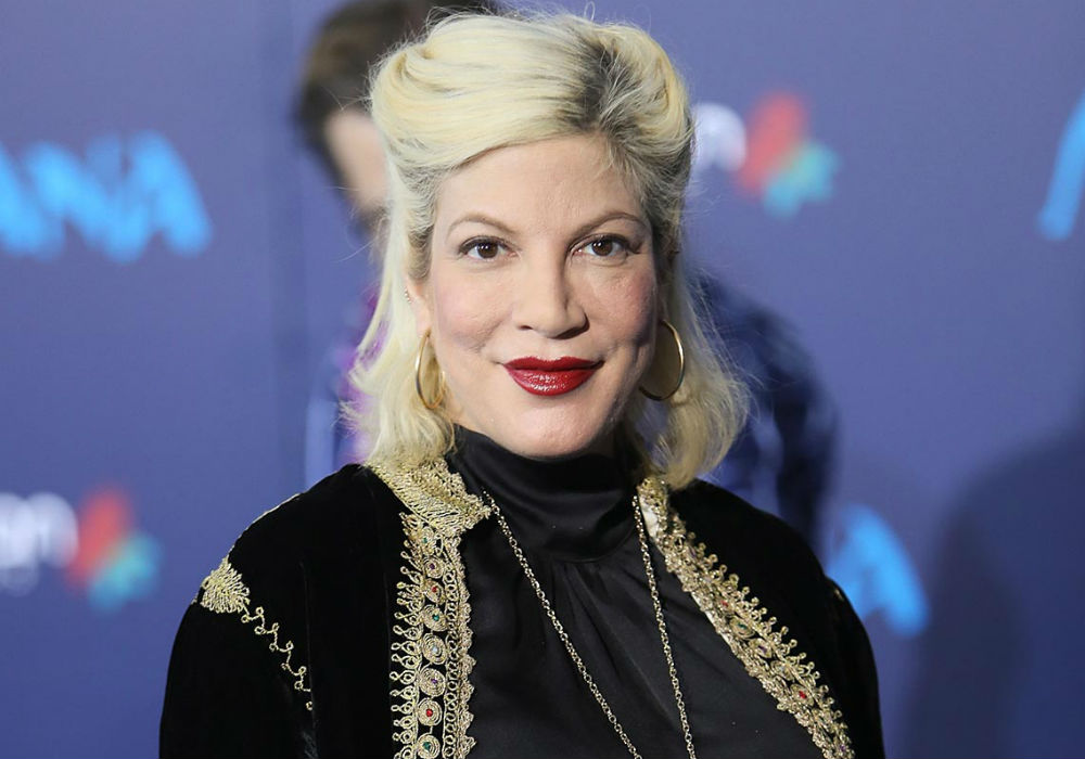 Broke Tori Spelling Shocked And Disappointed Over New 90210 Salary Or Lack There Of