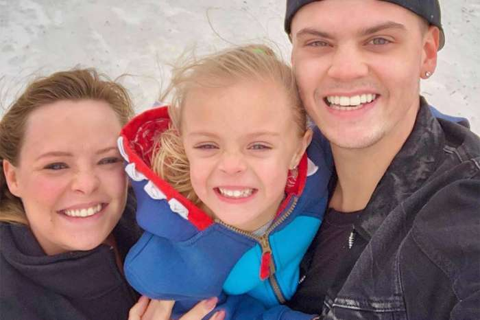 Tyler Baltierra Posts Adorable Pic Of Newborn Daughter - Gets Candid About His And Catelynn Lowell's Ups And Downs!