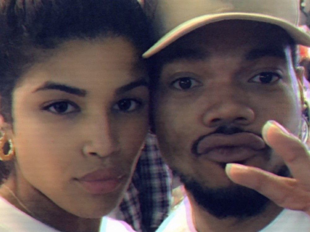 """chance-the-rapper-reveals-a-photo-from-his-recent-wedding-to-longtime-gf-kirsten-corley"""