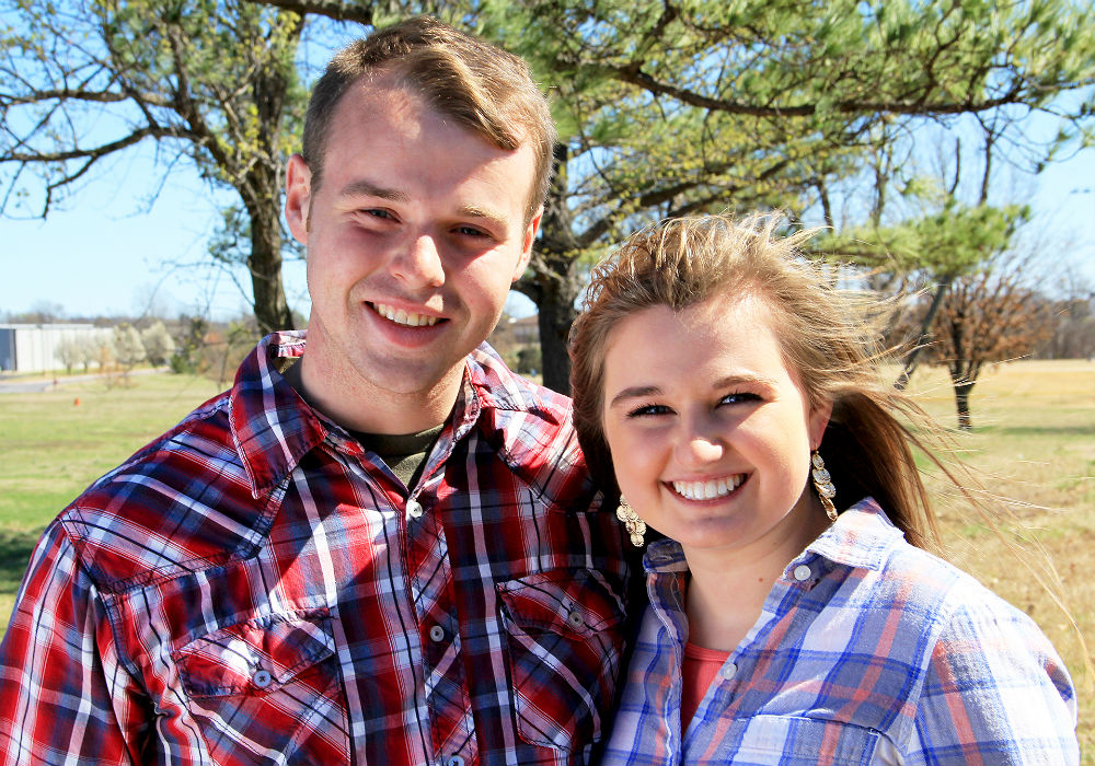 Counting On Stars Joseph Duggar And Kendra Caldwell Finally Join Instagram!