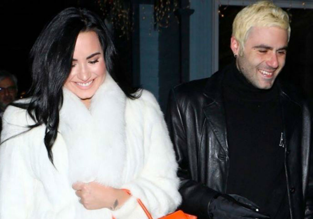 See What Demi Lovato Bought Herself After Henry Levy Split