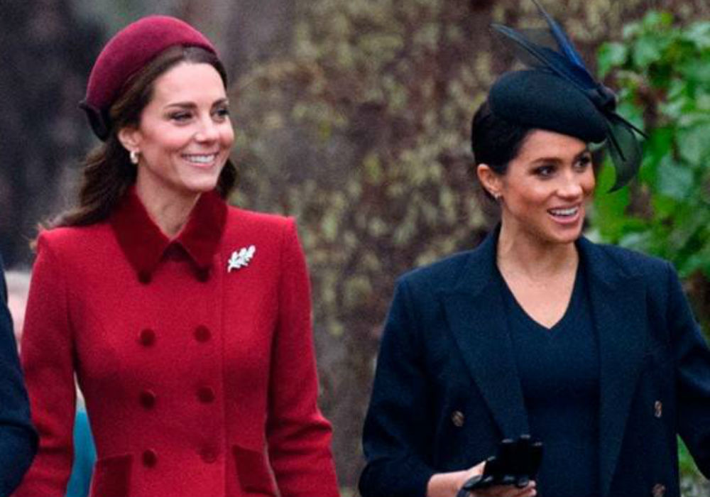 Despite Reports, Meghan Markle Will Give Birth At The Same Hospital As Kate Middleton