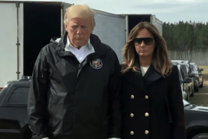 'Fake Melania' Conspiracy Theory Gains New Traction — Does The First Lady Send A Body Double For Appearances With Donald Trump?