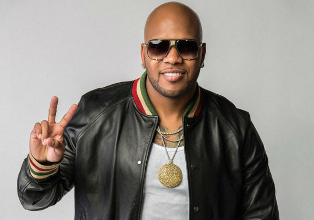 Flo Rida Talks JLo's Wedding, Jussie Smollett And Living With Flava Flav