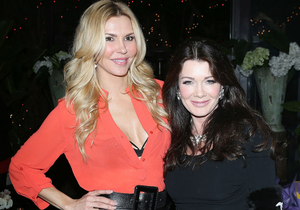Former RHOBH Brandi Glanville Is Relishing All Of The Hate The Cast Is Giving Lisa Vanderpump