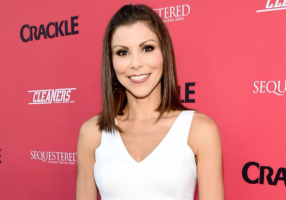 Former RHOC Heather Dubrow Just Learned The Right Way To Peel A Banana