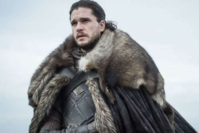 Game Of Thrones Fans Just Discovered Something Very Disturbing About That New Pic Of Jon Snow