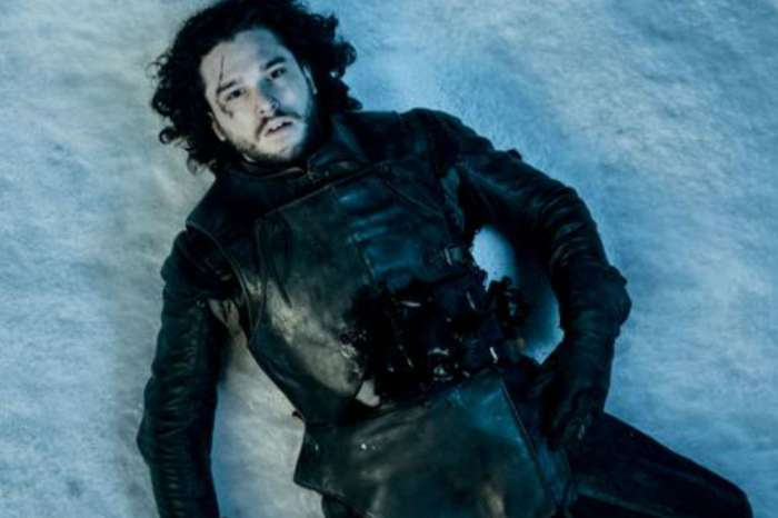 Game Of Thrones Star Kit Harington Opens Up About The Death Of Jon Snow