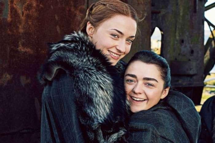 Game Of Thrones Star Maisie Williams Talks Arya And Sansa In Season 8