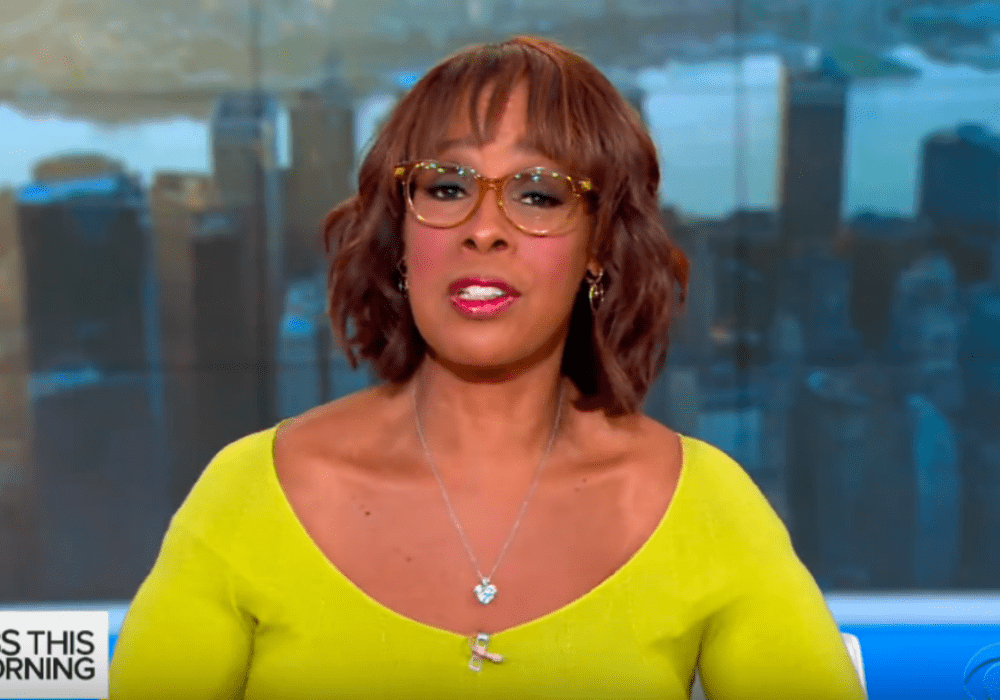 Gayle King Leaving CBS This Morning_ She Reportedly Wants 'George Stephanopoulos Money' To Stay