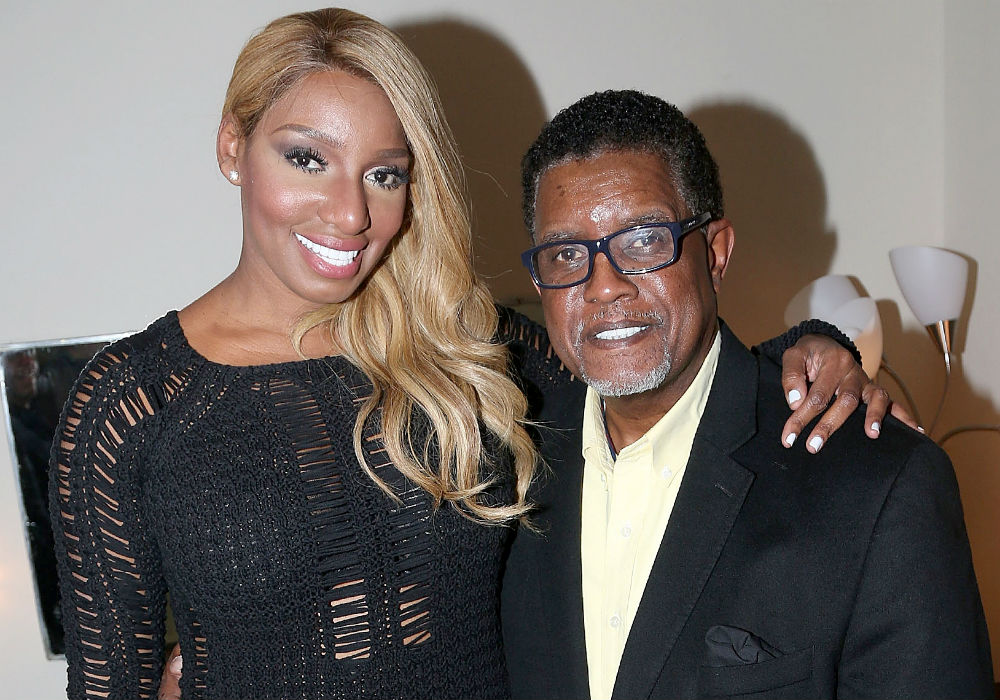 Gregg Leakes Confronts The NeNe Leakes Divorce Rumors On RHOA Season 9 Reunion