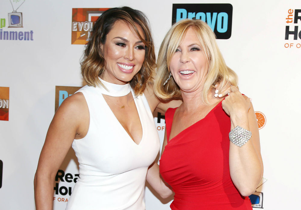 Have RHOC Frenemies Vicki Gunvalson And Kelly Dodd Finally Made Peace