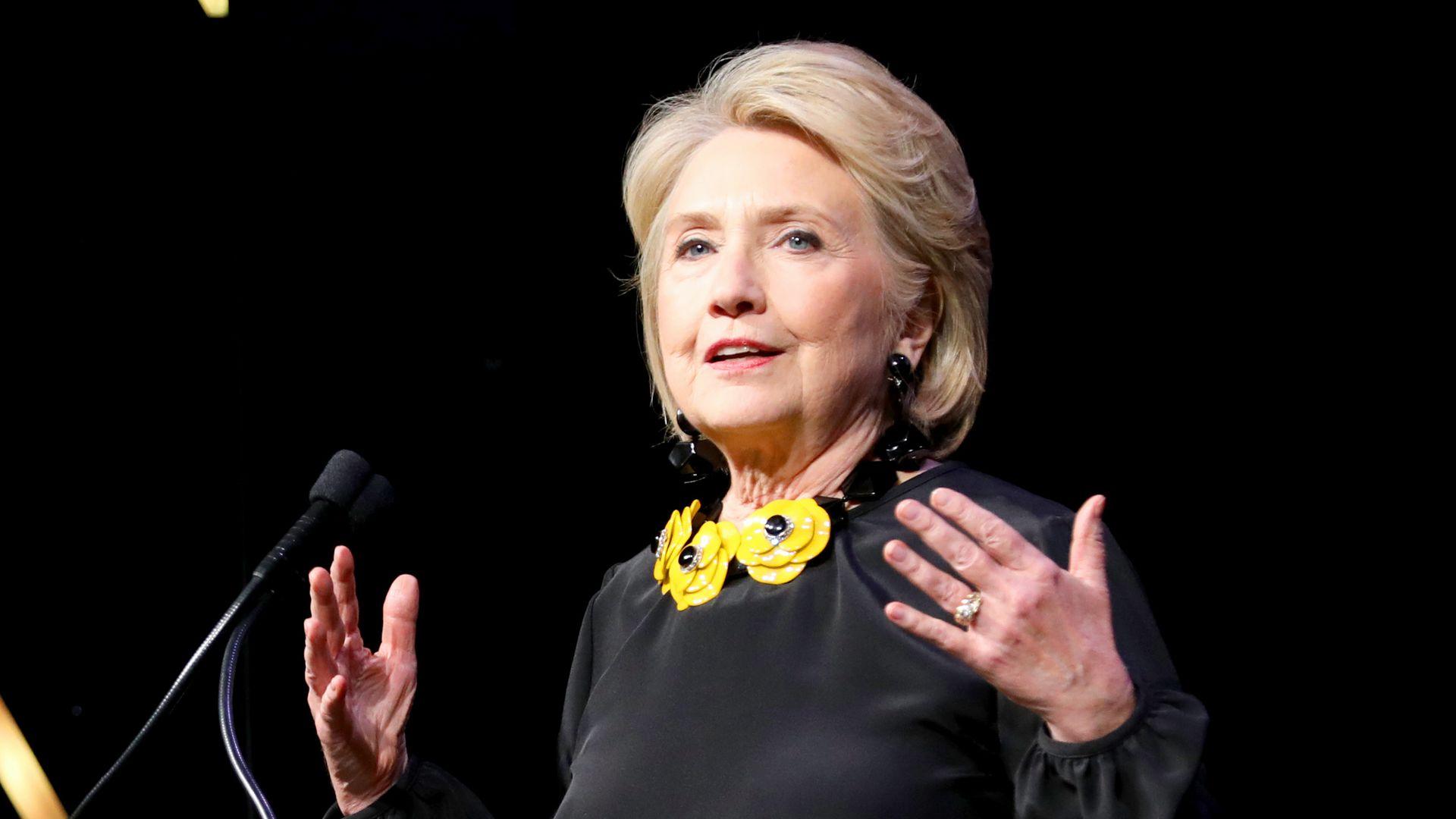 Hillary Clinton Reveals If She'll Run For President Again ...