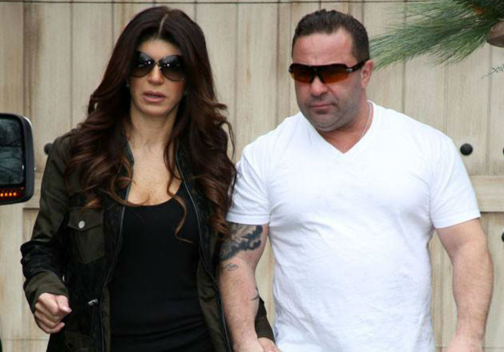 Is RHONJ Star Teresa Giudice ExpoitingJuicy Joe's Deportation For Sympathy