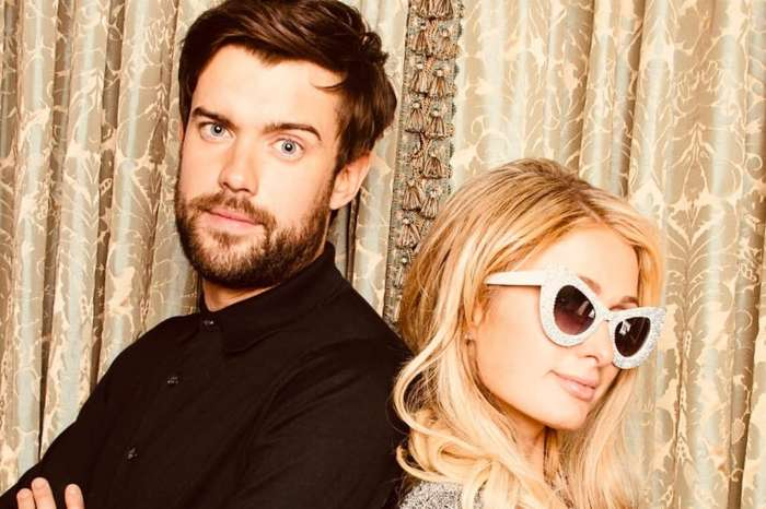 Paris Hilton Flirts With Jack Whitehall On Social Media!