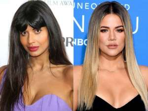 "The Good Place Star Jameela Jamil Bashes Khloe Kardashian For Promoting Weight Loss Shake ""Stop Hurting Girls"""