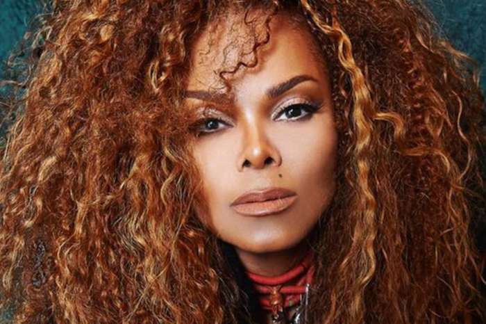 Janet Jackson Shouts Out To Her 2-Year-Old Son During Hall Of Fame Ceremony