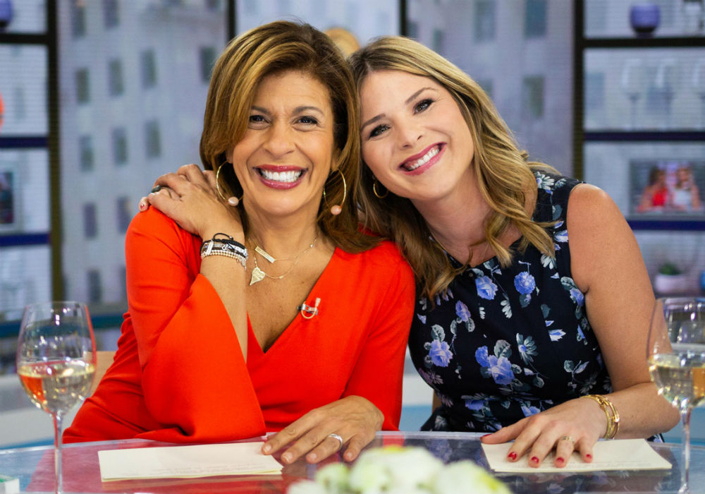 """jenna-bush-hagers-mom-laura-bush-is-reportedly-not-a-fan-of-her-new-today-show-gig"""
